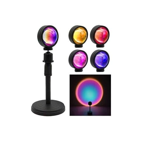 Цветная проекционная лампа Projection lamp YD...
