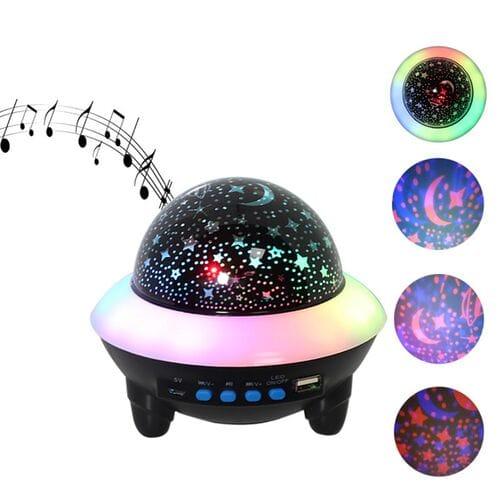Светодиодный музыкальный светильник LED Cryst...