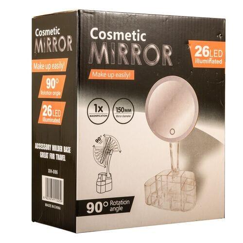 Зеркало косметическое Cosmetic Mirror 26 LED
