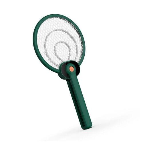Электрическая ракетка ловушка для насекомых