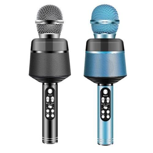 Q008 Караоке микрофон Hi Fi Speaker оптом