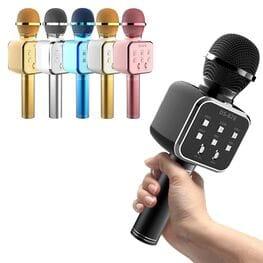 Караоке микрофон DS 878 Hi-Fi Speaker