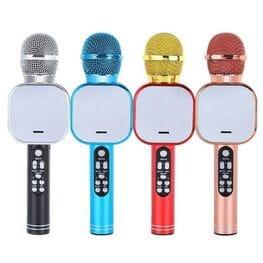 Bluetooth караоке микрофон Q009 Hi-Fi Speaker