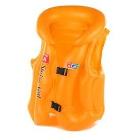 Надувной жилет M для плавания детский