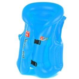 Надувной жилет L для плавания детский