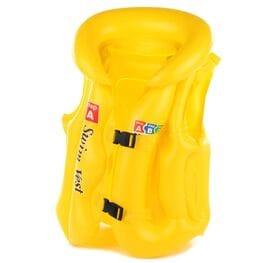 Надувной жилет S для плавания детский