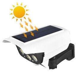 Solar Monitoring Lamp уличный светильник на с...