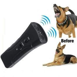 Super Ultrasonic Dog Chaser отпугиватель соба...
