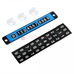 Автовизитка Magnetic Puzzle Parking Plate