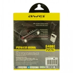 Power Bank Awei P27K 8400 мАч