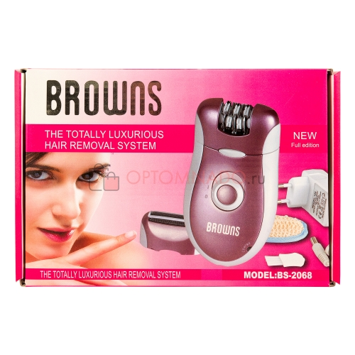 Эпилятор Browns BS 2068